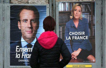 Photo of استطلاع: ربع ناخبي فرنسا لن يصوتوا في جولة الإعادة بانتخابات الرئاسة