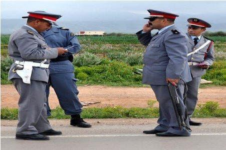 Photo of درك أحفير ينهي نشاط عصابة تمكنت من سرقة اللوحات الشمسية