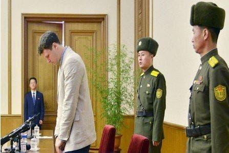 Photo of كوريا الشمالية تؤكد اعتقال أستاذ أميركي