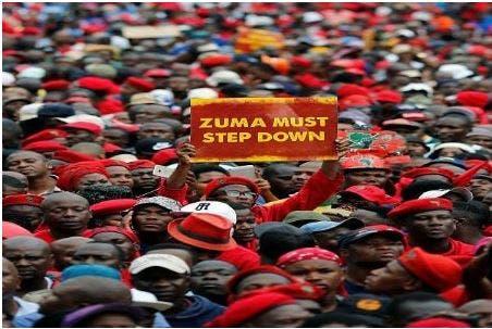 Photo of رئيس جنوب أفريقيا: أجهل لماذا يتظاهر الشعب