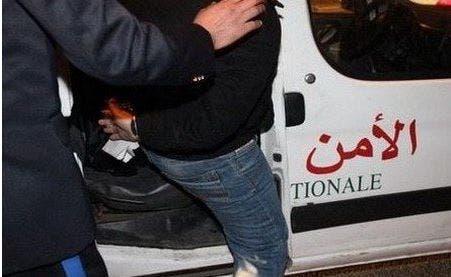 Photo of توقيف مشتبه في ارتباطهما بشبكة لارتكاب سرقات تحت التهديد بسلا