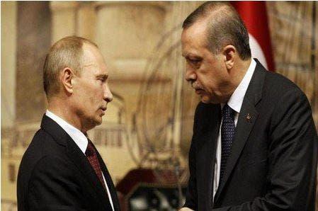 Photo of بوتين ممازحا أردوغان: الوفد التركي لا يريد العمل
