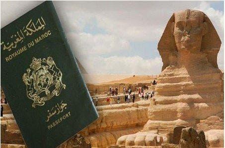 Photo of مصر تمنح تأشيرات دخول فورية للمغاربة المقيمين بدول الخليج
