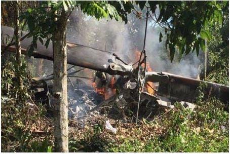 Photo of مقتل 3 أشخاص بتحطم مروحية للجيش في شمال الفلبين