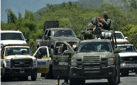 Photo of المكسيك تعتقل أحد أخطر أباطرة المخدرات