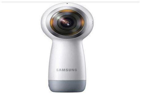"""Photo of """"سامسونج"""" تطلق كاميرا """"سامسونج جير 360"""" وهذه مميزاتها"""