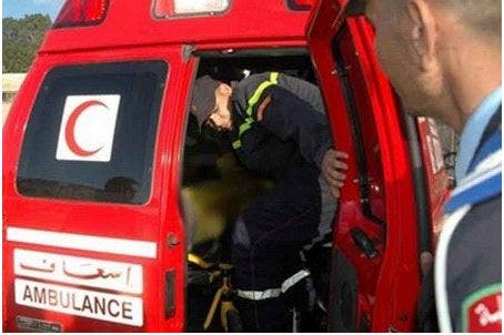 Photo of متدرب بالتكوين المهني بالبرنوصي يضرم النار في جسده داخل مقر المركز