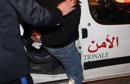 "Photo of اكادير : اعتقال شخصين يروجان ""القرقوبي"" بسوق الخضر"