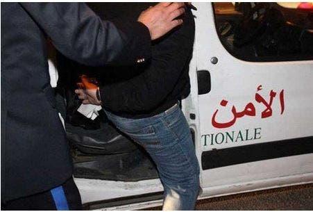"Photo of الأمن بانزكان يحجز نصف طن من ""المعسل"" المهرب ومخدرات"
