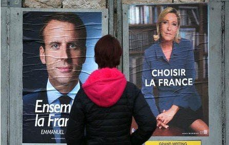 Photo of فرنسا: ماكرون خيار الناخبين العرب الأول.. ولوبان؟