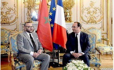 Photo of المغرب – فرنسا.. علاقات موسومة بالقوة والعمق والاستمرارية