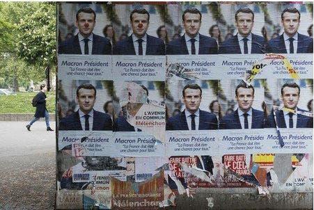 Photo of حملة ماكرون تتعرض لهجوم إلكتروني خطير قبيل بدء الصمت الانتخابي