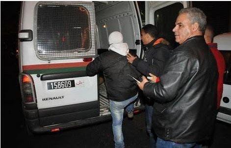 """Photo of توقيف مسير مقهى في حملة أمنية ضد أوكار""""الشيشة""""بطنجة"""