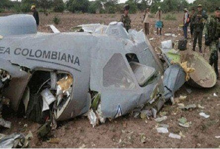 Photo of مصرع ثمانية أشخاص جراء تحطم طائرة في كولومبيا