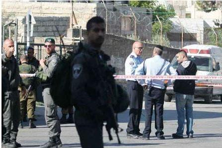 Photo of إصابة فلسطيني برصاص قوات الاحتلال