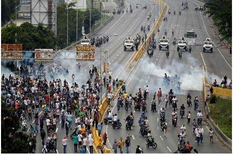 Photo of ارتفاع عدد قتلى الاضطرابات في فنزويلا