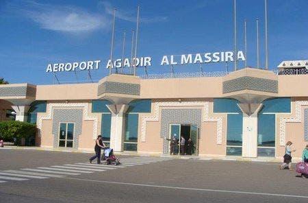 Photo of ارتفاع عدد المسافرين عبر مطار أكادير المسيرة في مارس 2017