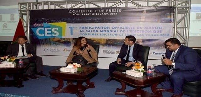 Photo of مشاركة مغربية لأول مرة في معرض دولي للإلكترونيات بأمريكا