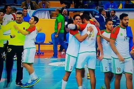 Photo of المنتخب المغربي يتأهل لربع نهائي كاس افريقيا لكرة اليد