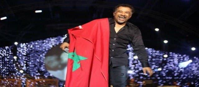 Photo of الشاب خالد يفتخر بجنسيته المغربية والصحف الجزائرية تتهمه بالخيانة