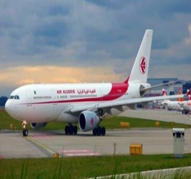 Photo of طائرة للخطوط الجوية الجزائرية تعود أدراجها بسبب مشكل في المحرك