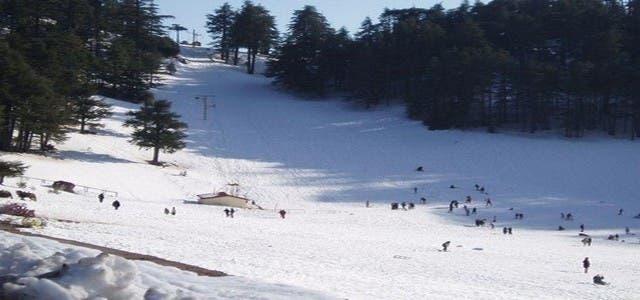 Photo of بسبب التساقطات الثلجية .. صفارات الانذارات تطالب زوار ميشليفن بالمغادرة