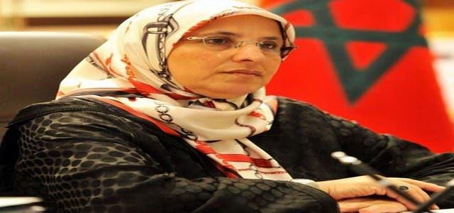 Photo of أبيضار تقصف الحقاوي: لي كيربح 20 درهم ممكن يشري بيها حبل يشنق راسو