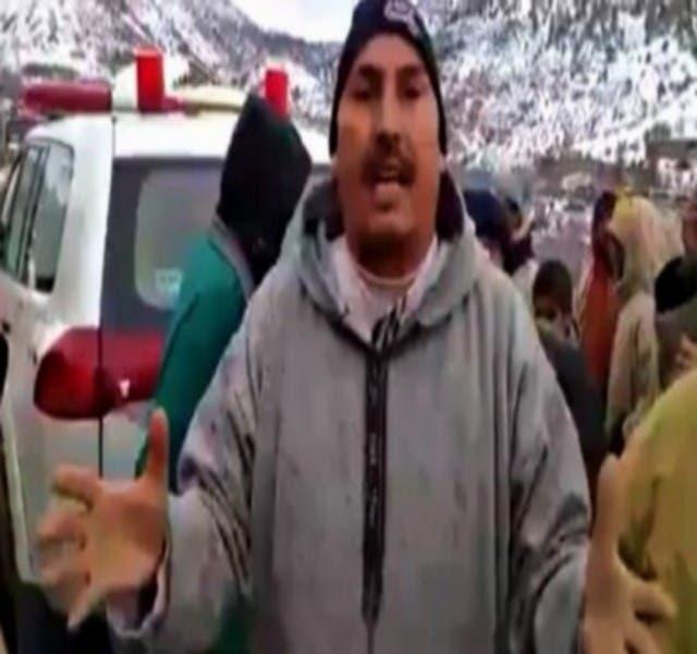 Photo of بعد هجومه .. رئيس جماعة آيت امليل يوضح: السلطات تقوم بجميع مهامها
