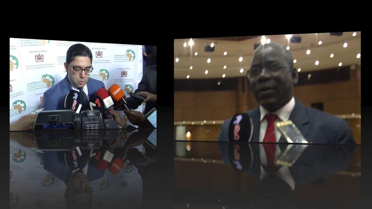 Photo of وزراء 19 دولة إفريقية بالمغرب لدراسة إشكالية الهجرة