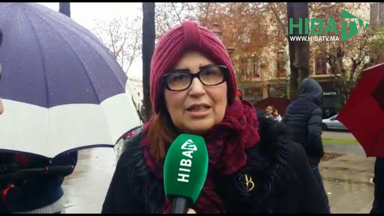 Photo of تصريحات من الوقفة الاحتجاجية ضد مغتصب القاصرات بفاس