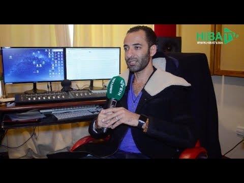 """Photo of حميد الداوسي يكشف عن تعامله مع نبيل عيوش في """"رازيا"""" ويعد بمفاجأت في 2018"""