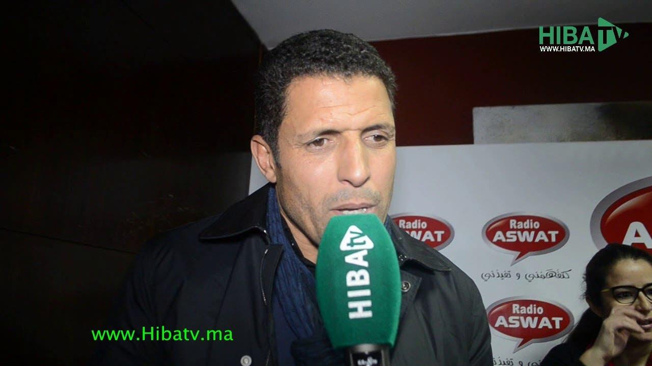 Photo of الحسين عموتة يكشف عن وجهته المقبلة بعد إقالته من الوداد