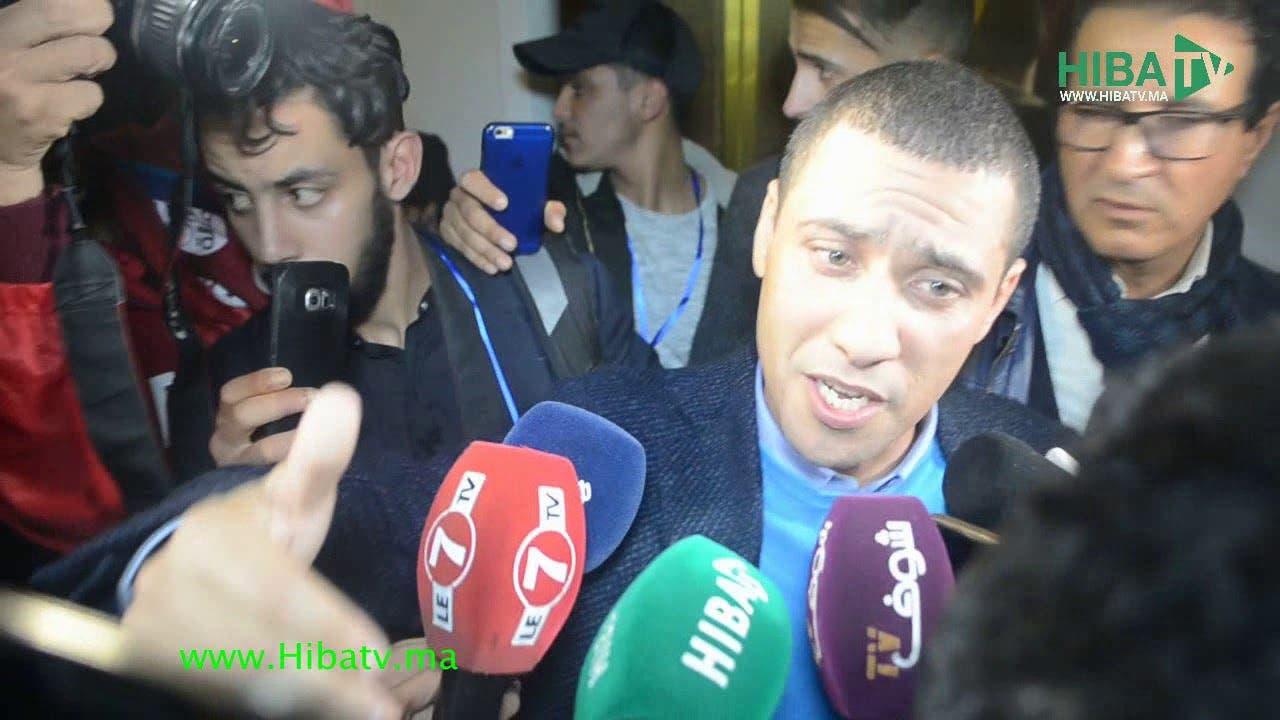 Photo of تصريح بودريقة بعد رفع حسبان  جلسة الجمع العام