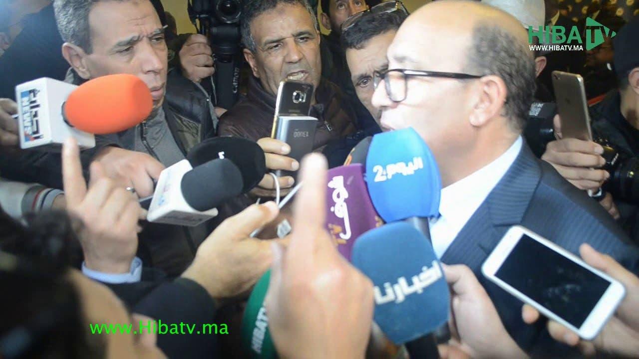 "Photo of معارضو ""حسبان"" يُحاصرون ممثل الجامعة ويتهمونه بالإنحياز"