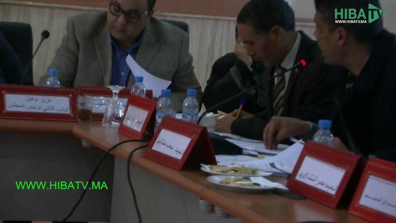 """Photo of رئيس مجلس عمالة المحمدية لرئيس جماعة عين حرودة : """"سير تقرا"""""""
