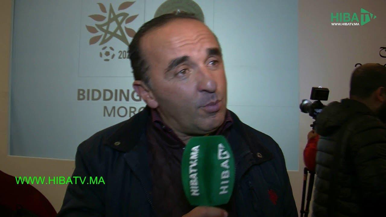 Photo of مراد المتوكل وحظوظ المغرب لتنظيم مونديال 2026