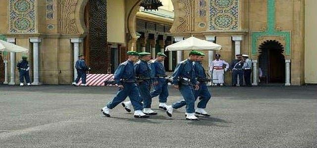 Photo of الشرطة تمنع اقتحام غاضبين لقصر الملك بالرباط