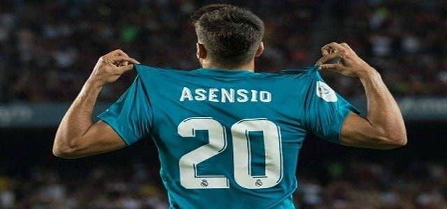 Photo of أسينسيو يدخل تاريخ ريال مدريد من أوسع الأبواب