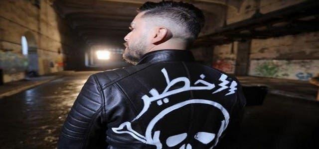 """Photo of حاتم عمور يطلق برومو أغنيته الجديدة """" خطير """""""
