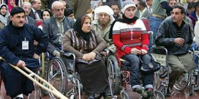 "Photo of دوي الاحتياجات الخاصة يطلقون حملة ""قبل الإعاقة أنا مواطن"""
