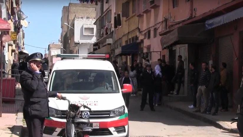 """Photo of بالفيديو: انفجار """"بوطة"""" بمطعم بالبيضاء يرسل أشخاصا للمستعجلات"""
