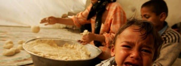 تقرير: 124 مليون جائع عبر العالم جراء الحروب والجفاف