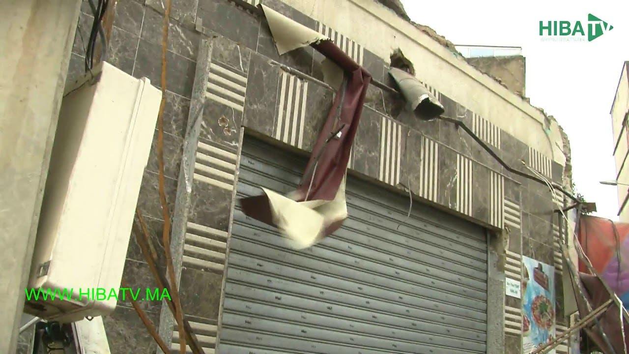 Photo of خطير : استمرار حوادث انهيار المنازل بالدار البيضاء
