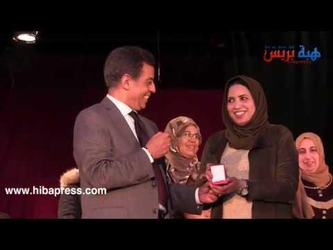Photo of مقاطعة ابن امسيك تهدي موظفاتها خميسة من ذهب بمناسبة اليوم العالمي للمرأة