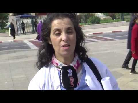 """Photo of طبيبة الأسنان"""" رقية """"  تواجه التامك بخروقات إدارة السجون وتخوض حملة إعتصامات"""