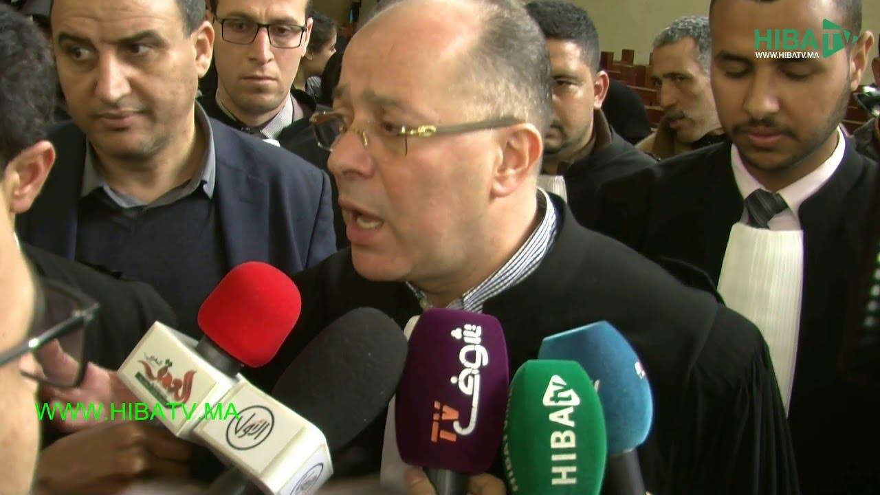 Photo of دفاع المشتكية نعيمة لحروري في قضية بوعشرين : هذا يتعلق بجرائم مرتبطة بالجنس والعنف