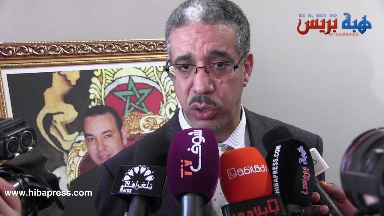 Photo of الرباح   مسؤولون أجانب ضد قضية الصحراء  حضرو لمؤثر الداخلة