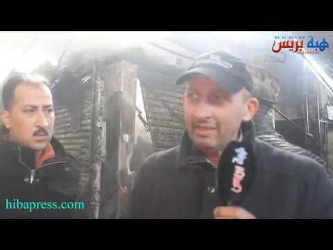 Photo of تفاصيل ما وقع في حريق سوق انزكان وهؤلاء هم المتضررون