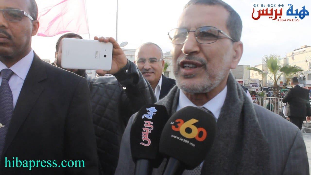 Photo of العثماني: ماكاينش انشقاقات داخل الحزب والأغلبية الحكومية منسجمة