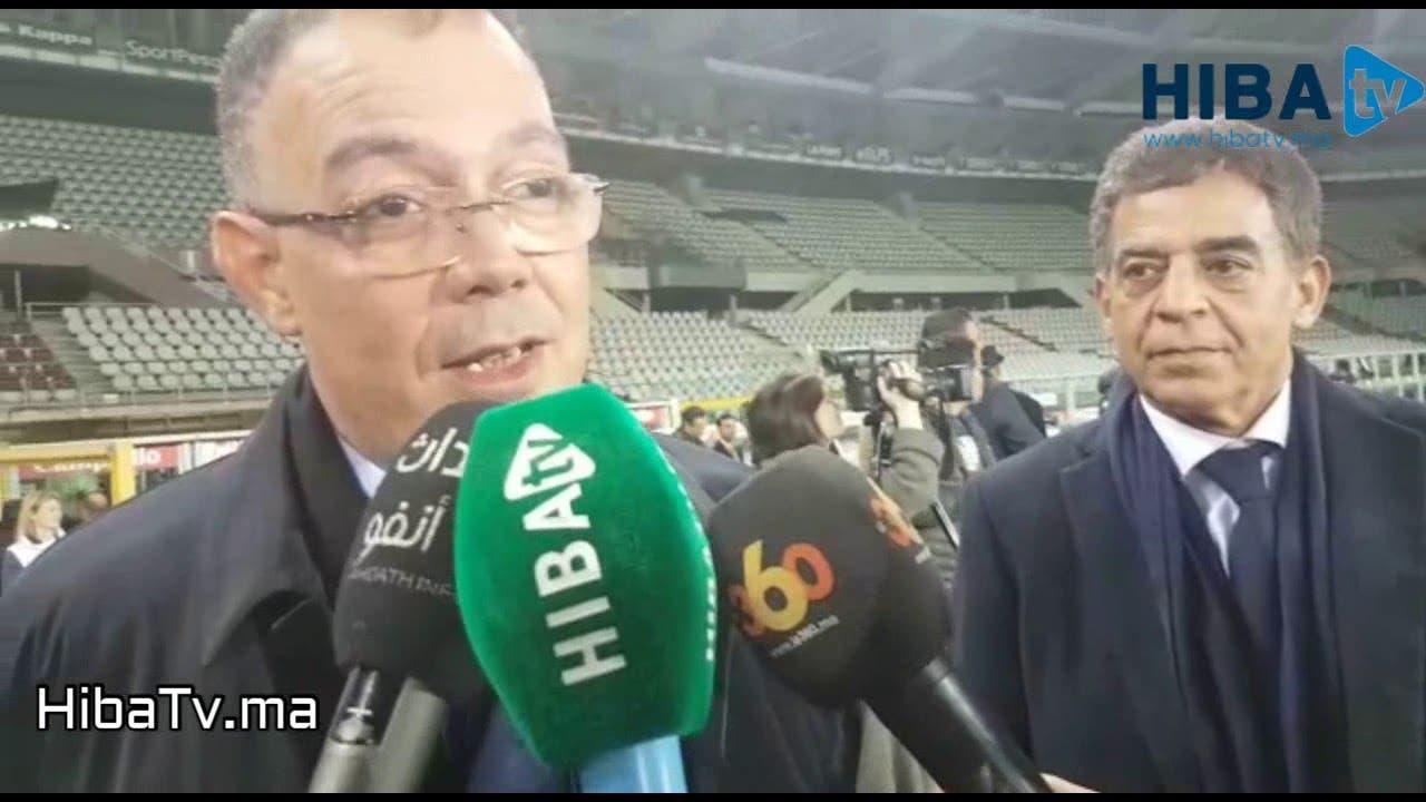 Photo of تصريح لقجع حول الدعم الفرنسي لملف احتضان المغرب لكأس العالم 2026